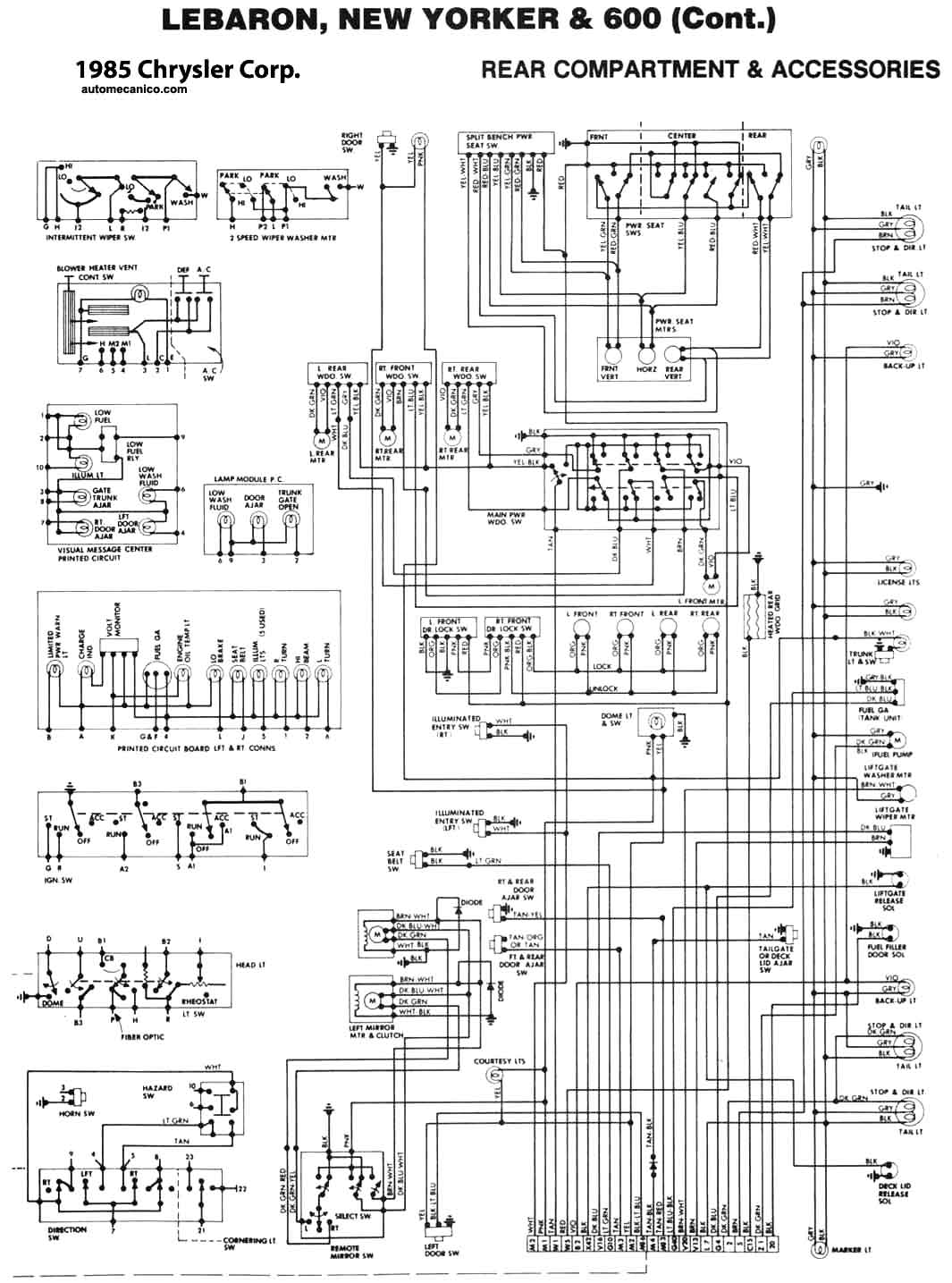 Catalytic Converter additionally Maserati Wiring Diagrams as well Dodge Spirit Serpentine Belt Diagram further P 0900c15280087b80 moreover How To Remove Serpentine Belt On A 1994 Land Rover Defender. on 1985 chrysler lebaron
