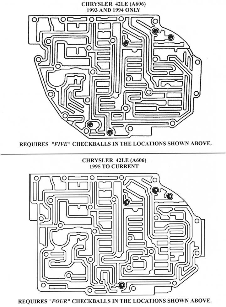 chrysler 42le transmission diagram a606 42le transmission
