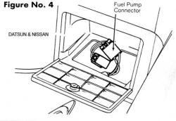 1988 nissan fuel pump relay nissan radiator drain plug