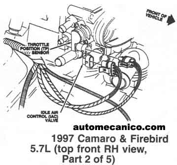 Alternator Upgrade likewise Vacuum Line Diagram For 1971 Chevy 350 likewise 83 Vortec V8 Truck also Transmission identification likewise 12571261. on 1998 pontiac firebird