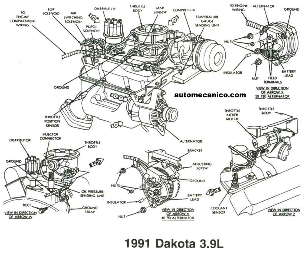 Ctlsensor on 1994 Dodge Dakota