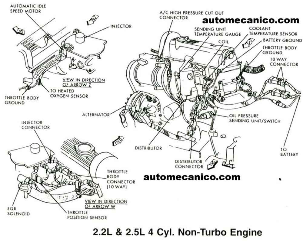 1992 Chrysler New Yorker Relay Location additionally 1988 Jeep Cherokee Wiring Diagram Pdf as well Crasensor01 moreover 1995 Plymouth Acclaim Belt Diagram besides 1986. on 91 chrysler new yorker engine