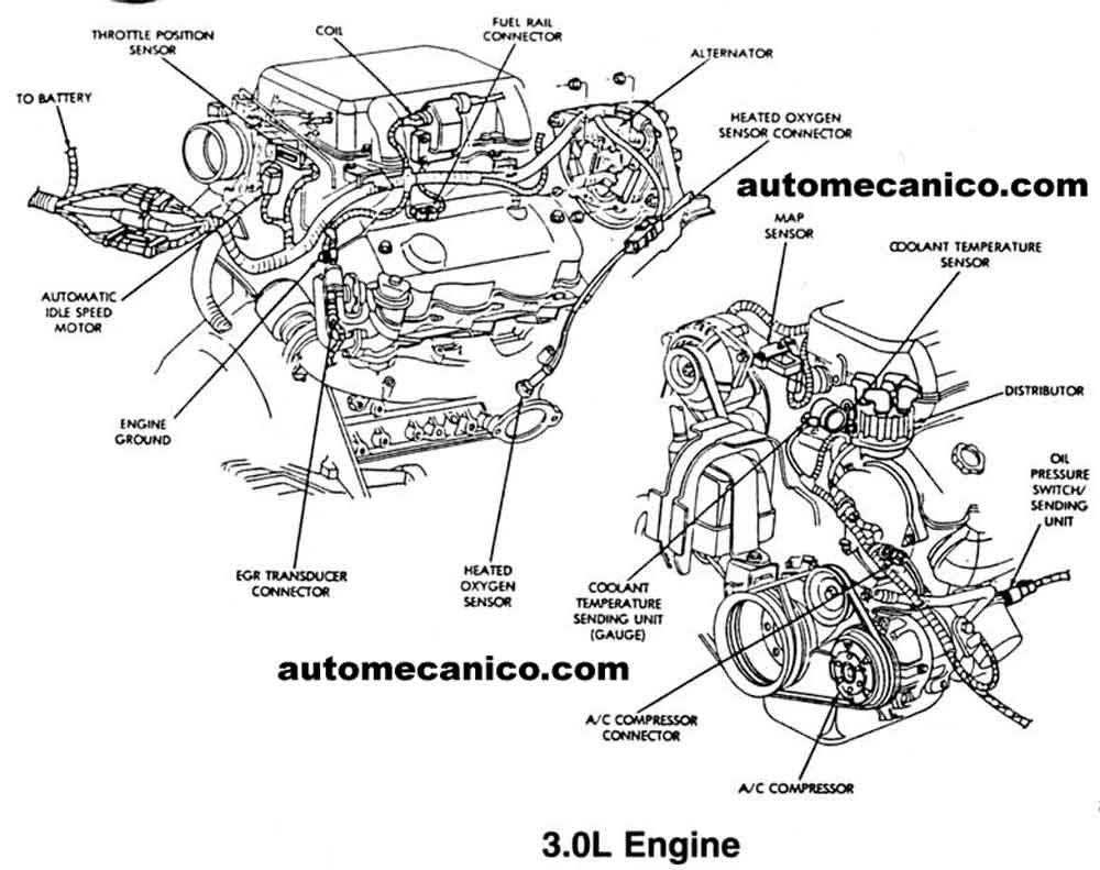 2 further mileoneparts together with Knock Sensor Harness Besides 2004 Nissan Xterra additionally 2 also Bosch Alternator Wiring Diagram. on saab wiring diagram