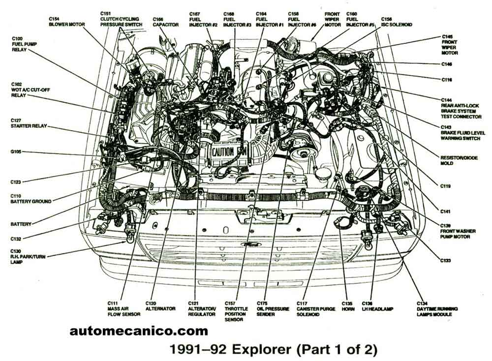 T25033954 97 eldorado ac blower motor module besides 1338085 Ford Truck Information And Then Some likewise Mercury Grand Marquis 4 6l Engine Diagram likewise Mazda 6 2 3 2010 Specs And Images further P 0900c1528005fc64. on 1994 mercury villager