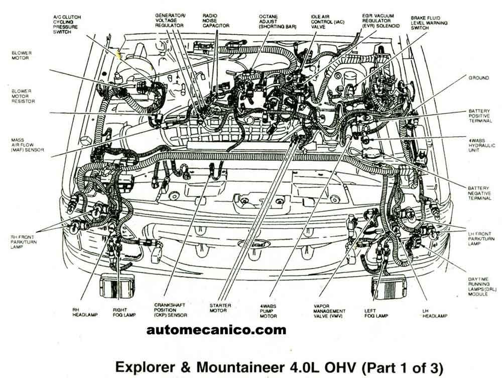 ford - lincoln - mercury - sensores - light trucks
