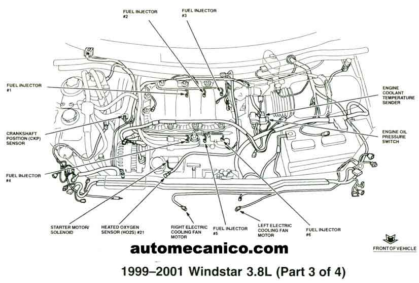 2001 Ford Windstar 3 8 Engine on wire diagram volvo xc90