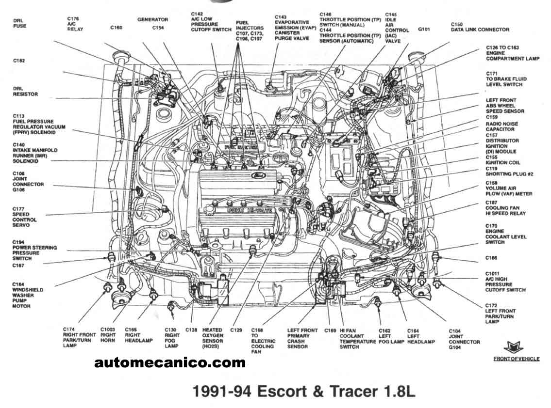 ford aspire manual transmission parts diagram  ford  auto