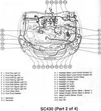 lexus sc430 light lexus is 250 wiring diagram