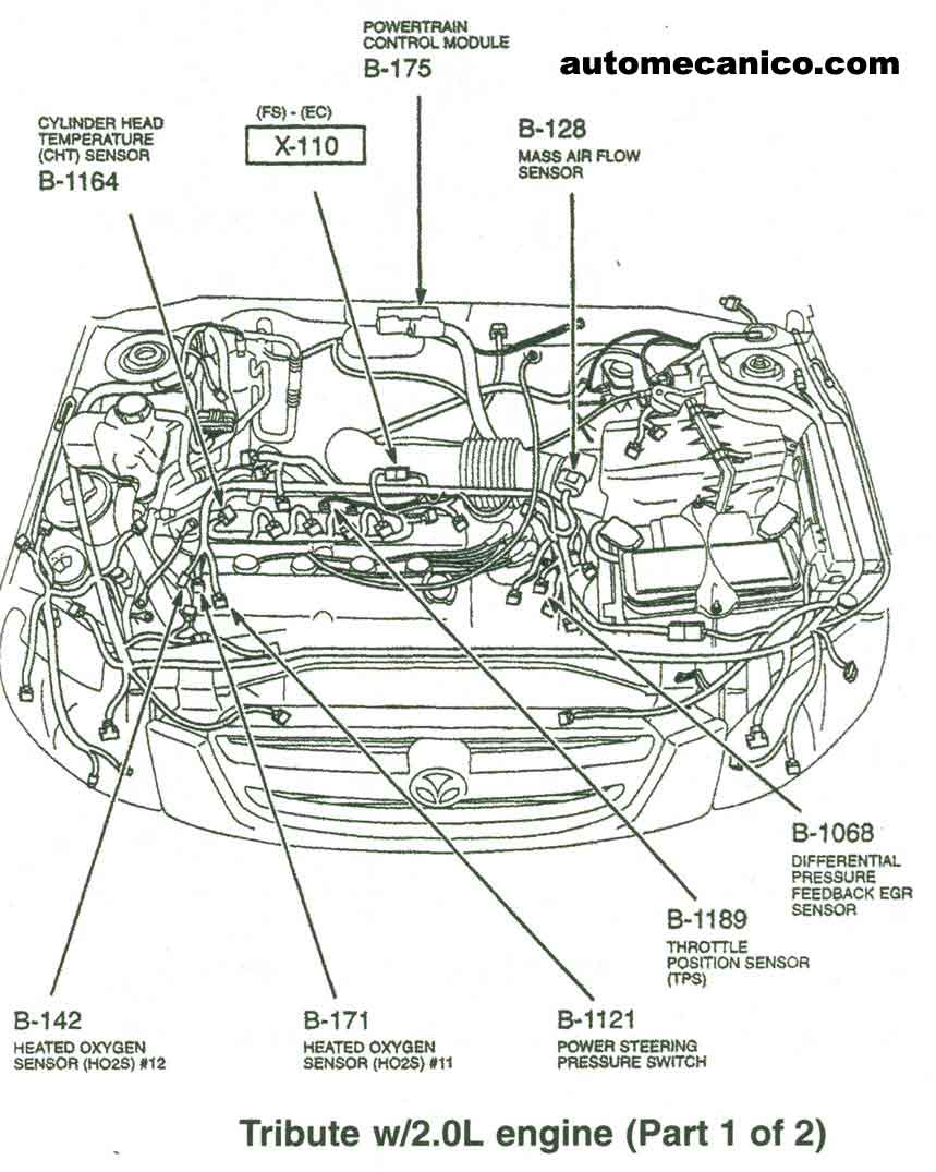 98 Mazda Millenia Engine Diagram Wiring Diagrams 1999 626 Thermostat Location 2005 3 2000 Protege