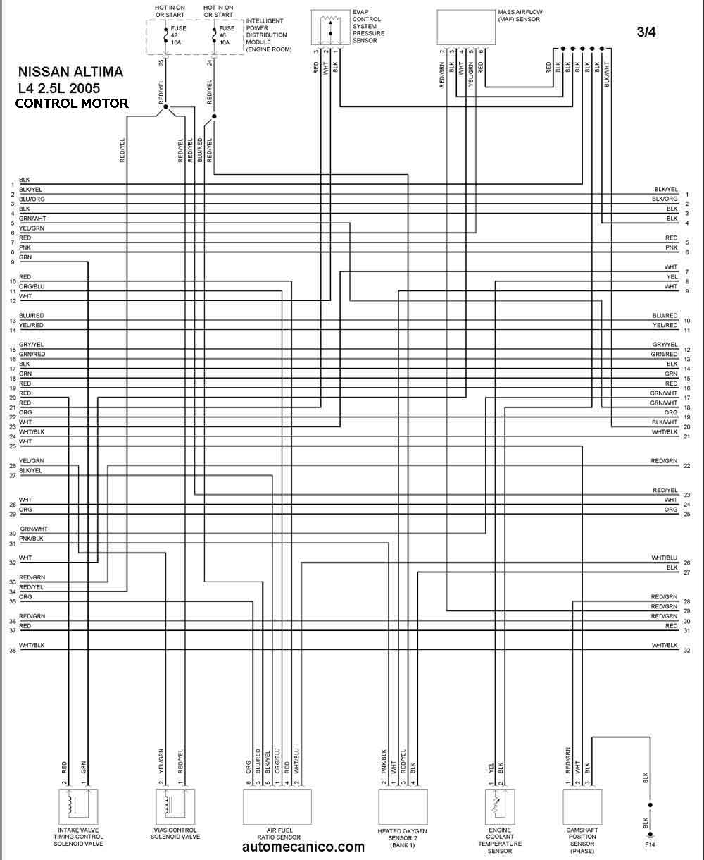 2004 Nissan Maxima Wiring Diagram And Engine 2011 Altima Fuse Box Vehiclepad 2006 Pertaining To