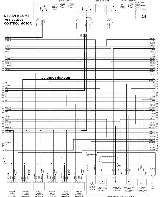 diagrama electrico de nissan frontier 2005  diagrama  free engine image for user manual download