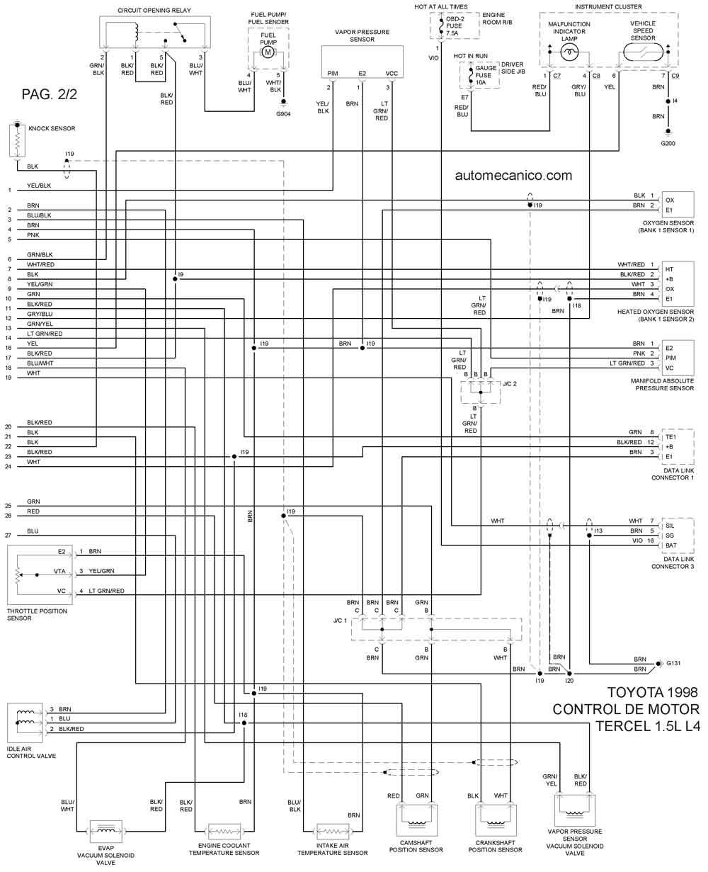 toyota tacoma 3 4l engine