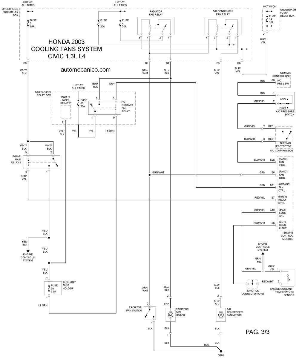 Civiccf likewise Px Automotive Illumination Shematics Eu Svg in addition Fuse Interior Check Locate The Right Fuse further Gol G Taller Muestra as well . on diagrama electrico aire acondicionado de honda civic 2003