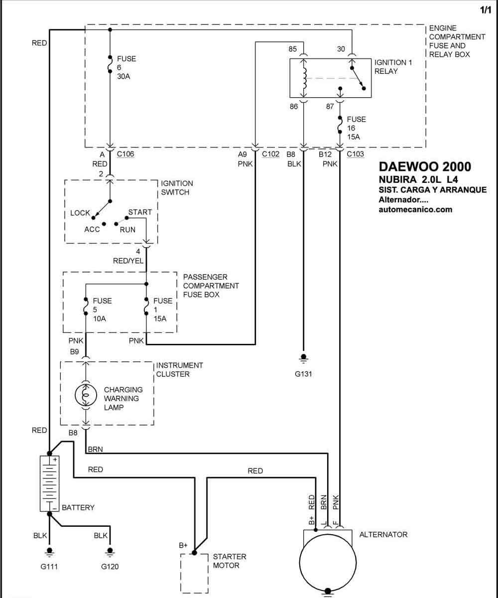 daewoo Diagramas.2000