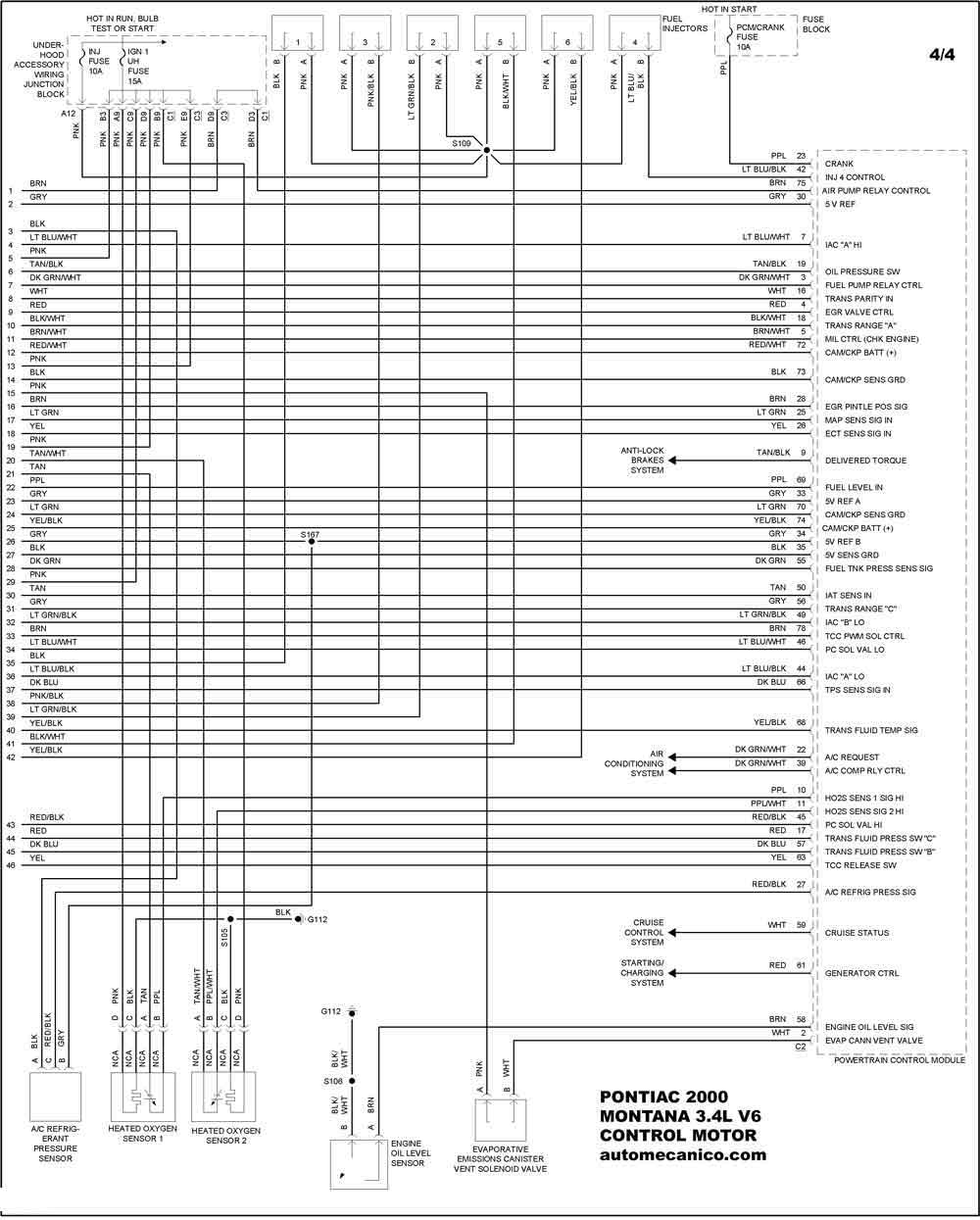 2005 pontiac montana wiring diagram pcm with 00 Pontiac Montana Engine on 2007 Pontiac G6 Radio Wiring Diagram in addition Cummins Wvo Conversion T28 150 together with 3400 Crank Sensor Location together with Wiring Diagram Additionally 1995 Camaro Fuel Pump Relay Location On also 00 Pontiac Montana Engine.